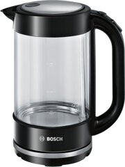 Bosch Wasserkocher TWK70B03, Schwarz