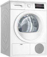 Bosch WTG86402 Trockner, 9kg, 112L, 65dB