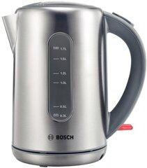 Bosch Wasserkocher TWK7901, Edelstahl