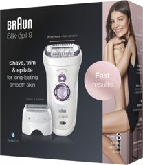 Braun Personal Care Silk-epil 9-710 SensoSmart TM