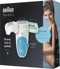 Braun Personal Care Silk-epil 5-610 SensoSmart TM