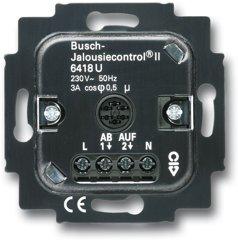 Busch-Jaeger Jalousie-Basis-Einsatz 6418 U