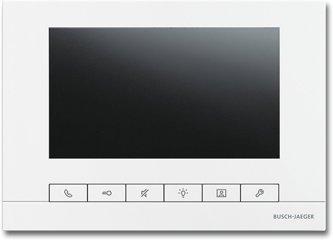 Busch-Jaeger Busch-WelcomePanel® 83220 AP-624, studioweiß matt