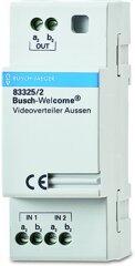 Busch-Jaeger Videoverteiler Außen 83325/2
