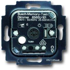 Busch-Jaeger Busch-Tastdimmer 6560 U-101