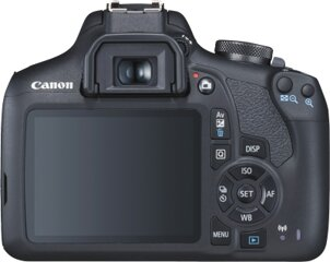 Canon EOS 2000D EF-S 18-55 IS II Battery Kit