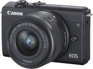 Canon EOS M200 + EF-M 15-45mm Kit