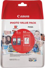 Canon PG-560XL + CL-561XL Photo Value Pack