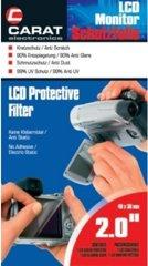 Carat 5,1cm / 2 Zoll LCD Schutzfolie