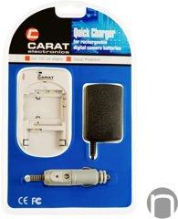 Carat QCL-900 Quick-Charger Akku-Ladegerät