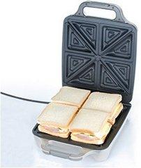 Cloer Sandwichmaker 6269 4er XXL