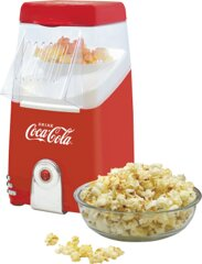 Coca-Cola SNP-10CC Hot Air Popcorn Maker