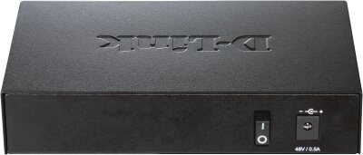 D-Link DES-1005P/E 5-Port PoE Fast Ethernet Switch