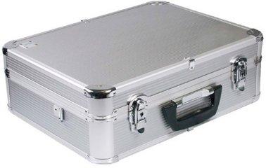 Dörr Metallkoffer Silber