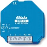 Eltako Schaltrelais UC. 1 Wechsler potenzialfrei 10A/250V AC