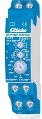Eltako Multifunktions-Zeitrelais 230V+UC, 10 Funkt., 1 Schließer nicht potenzialfrei 16A