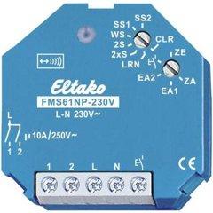 Eltako Funkaktor Multifunktions-Stromstoßschalter 230V. 1+1 S n. potenzialfrei 10A