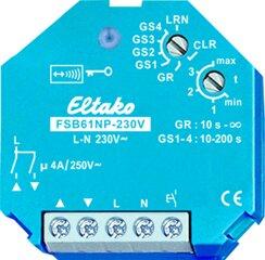 Eltako Funkaktor Beschattungselem. und Rollladen 230V.  1+1 S n. potenzialfrei 4A