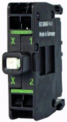 Eaton M22-CLEDC-R LED-ELEMENT STECKT. ROT