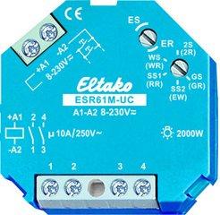 Eltako Multifunktions-Stromstoß-Schaltrelais UC. 1+1 Schließer potenzialfrei 10A