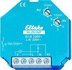 Eltako Nachlaufschalter 230V. 1 Schließer nicht potenzialfrei 10A/250V AC