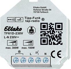 Eltako Tipp-Funk®-Universal-Dimmaktor