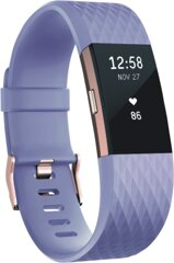 FitBit Uhr CHARGE 2, S, Edelstahl