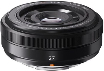 Fujifilm FUJINON XF 27mm f/2.8 Retail