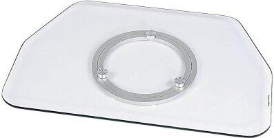 Hama 84026 LCD/Plasma TV-Drehteller GLAS 32