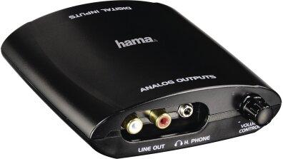 Hama 83182 AUDIO DIG./ANALOG CONVERT