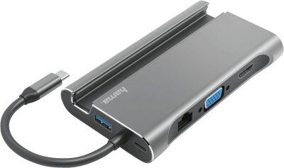 Hama 135764 7in1-USB-C-Docking-Station
