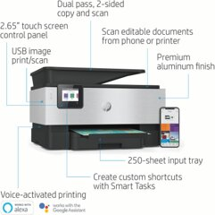 Hewlett Packard OfficeJet Pro 9012 All-in-One