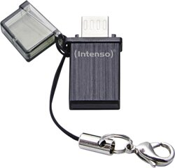 Intenso Mini Mobile Line 8GB USB + microUSB