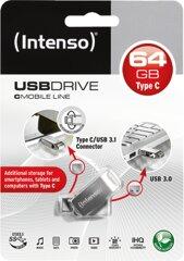 Intenso cMobile Line 64GB USB TypeC Drive 3.0