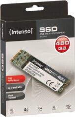 Intenso 480GB M.2 SSD SATA III High