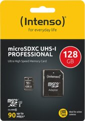 Intenso Micro SDXC Karte 128GB UHS-I Professional
