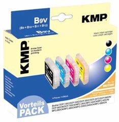 KMP B9V OEM-Brother-LC-1000BK MultiPack