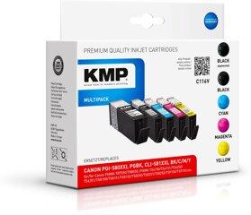 KMP C116V OEM Canon PGI-580XXLBK/CLI-581XXLBK/CLI-
