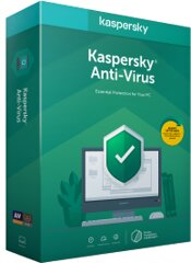 Kaspersky Anti-Virus 2020 Upgrade (Code in a Box)