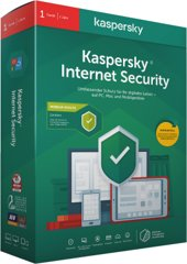 Kaspersky Internet Security 2020 + Android 1User M