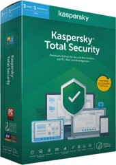 Kaspersky Total Security 2020 3 Geräte