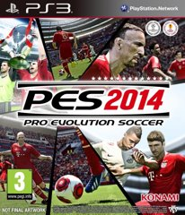 Pro Evolution Soccer 2014 PS3 German