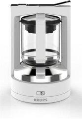 KRUPS KM4682 Kaffeeautomat mit Druckbrühsystem