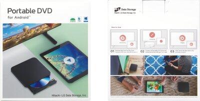 LG GP96YB70 DVD-Writer Ultra Slim Portable USB