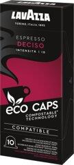 Lavazza Espresso Deciso (Nespresso®* Eco Caps)
