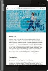 Lenovo Yoga Smart Tab S10 YT-X705F