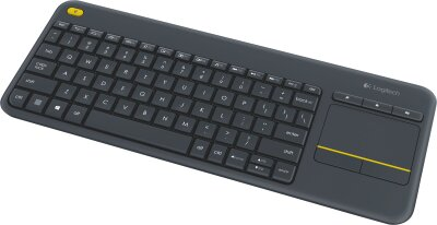 Logitech Wireless Touch KB K400 Plus