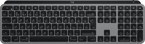 Logitech MX Keys for Mac Advanced Wireless Illumin