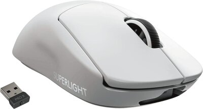 Logitech PRO X SUPERLIGHT Wireless Gaming Mouse