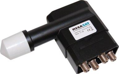 Megasat Multifeed Quattro LNB
